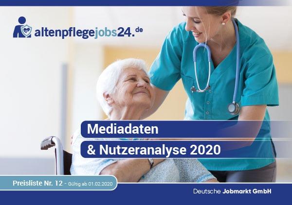 Mediadaten und Nutzeranalyse 2020